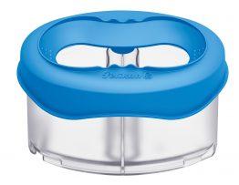 Pinselwaschbox Wasserbox für Space+ und K12, Blau, Karton mit 1 Stück