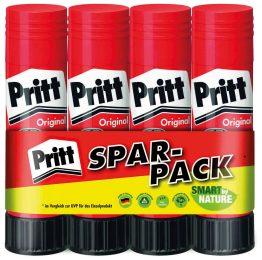 Alleskleber Pritt® Klebestifte 4er Multipack á 22g, ohne Lösungsmittel