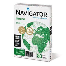 Papier Navigator A4 80g 2500Bl holzfrei weiß Universal