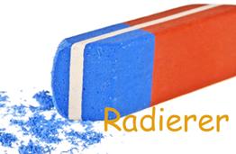 Radierer