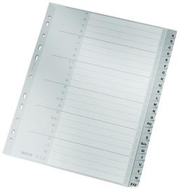 LEITZ Kunststoff-Register, A-Z, Überbreite, halbe Höhe
