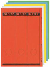 LEITZ Ordnerrücken-Etikett, 61 x 285 mm, lang, breit