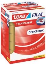 tesa Film, transparent, 25 mm x 66 m