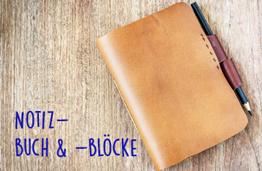 Notizbücher & Blöcke